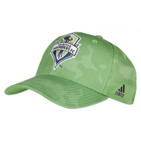 Seattle Sounders Stuctured Adjustable Cap - Green