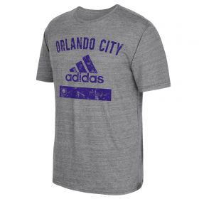 Orlando City SC Equipment T-Shirt - Grey