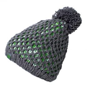 VfL Wolfsburg Bobble Hat - Grey - Adult