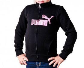 Детски Суичър PUMA Girls Sweat Jacket
