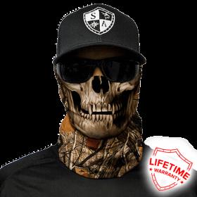 Предпазна маска - Forest Camo Skull