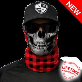 Предпазна маска - Lumberjack Skull