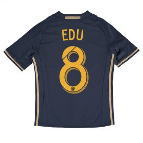 Philadelphia Union Home Shirt 2016 - Kids with Maurice Edu 8 printing