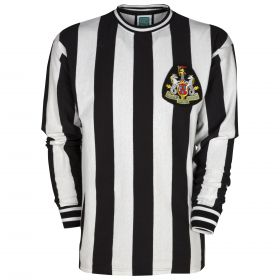 Newcastle United 1970 LS Shirt