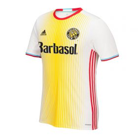 Columbus Crew Away Shirt 2016-17-K
