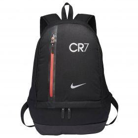 Nike CR7 Cheyenne Backpack - Black/Track Red/Metallic Silver