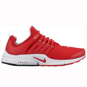 Nike Air Presto Essential Trainers - University Red/University Redwhite