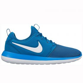 Nike Roshe Two Trainers - Industrial Blue/White/Photo Blue