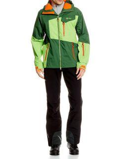 KILPI Мъжко ски яке XANDER - Зелено