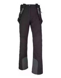 KILPI Дамски софтшел панталон RHEA - Черно