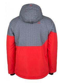 KILPI Мъжко ски яке OLIVER RED - Червено