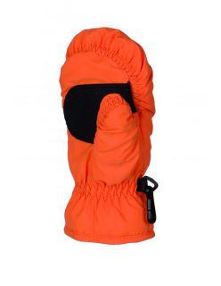LHOTSE Детски ски ръкавици DJEMBE ORANGE - Оранжево