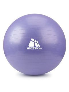 Meteor Фитнес топка 45 см - Лилаво
