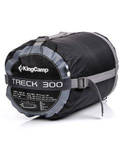KingCamp Спален чувал Treck 300 Grey - Сиво