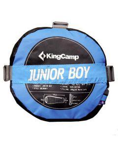 KingCamp Спален чувал Junior Boy - Синьо