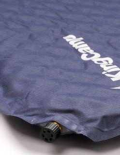 KingCamp Самонадуваща постелка Classic Light - Синьо