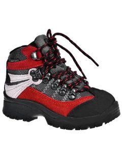 Alpina Туристически обувки Beny Red - Червено