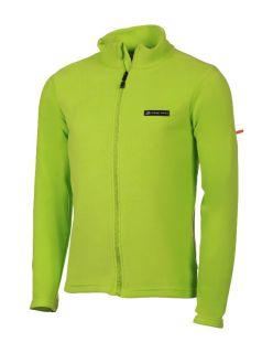 Alpine Pro Мъжки полар KIER - Зелено