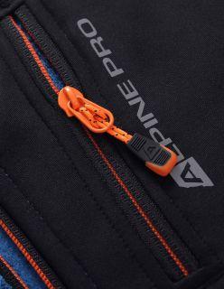 Alpine Pro Мъжки полар ENEAS - Зелено