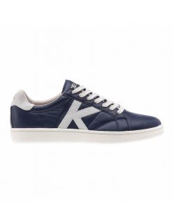 KELME Обувки Omaha Leather 16815-107 - Синьо