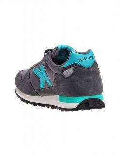 KELME Обувки Hudson 46817-702 - Сиво