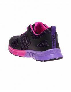Kelme Дамски спортни обувки Vesta 63208-26 - Черно