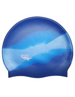 Spurt Шапка за плуване MF11 - Синьо