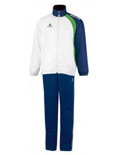 Kelme Спортен екип Cartago Tracksuit Training 71521-229 Navy Green - Синьо