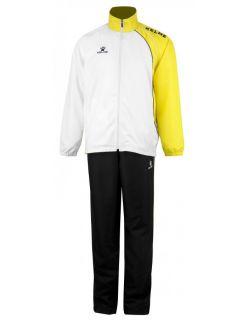 Kelme Спортен екип Cartago Tracksuit Training 71521-47 Yellow Black - Жълто