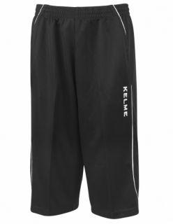 Kelme Къси панталони Saba 3/4 Pant Training 75521-26 Black - Черно