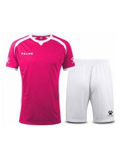 KELME Футболен екип Premium Set 78151-155 Pink - Розово