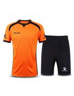 KELME Детски Футболен екип Premium Set 78151-227 Orange - Оранжево