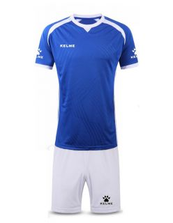 KELME Детски Футболен екип Premium Set 78151-703 Royal - Синьо