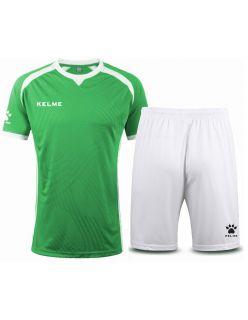 KELME Футболен екип Premium Set 78151-73 Green - Зелено