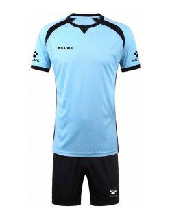 KELME Футболен екип Premium Set 78151-74 Light Blue - Синьо