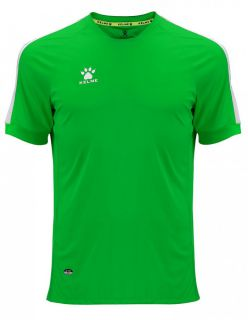 KELME Тениска Global S/S Jersey JR 78162-73 Green - Зелено