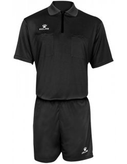 Kelme Реферски екип Arbitro Referee Set 78180-26 Black - Черно