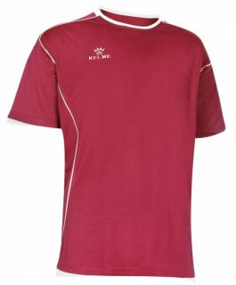 Kelme Тениска Mundial S/S Jersey 78401-130 Red - Червено