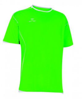 Kelme Тениска Mundial S/S Jersey 78401-73 Green - Зелено