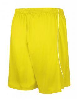 Kelme Kъси панталони Mundial Short 78406-151 Yellow - Жълто