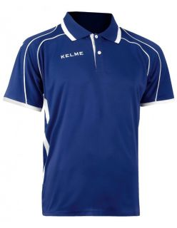 KELME Тениска Saba S/S Polo Training 78414-107 Navy - Синьо