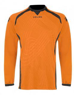 Kelme Вратарска блуза Goal Keeper Shirt L/S 78430-227 Orange - Оранжево
