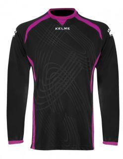 Kelme Вратарска блуза Goal Keeper Shirt L/S 78430-26 Black - Черно