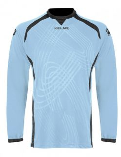 Kelme Вратарска блуза Goal Keeper Shirt L/S 78430-74 Light Blue - Синьо