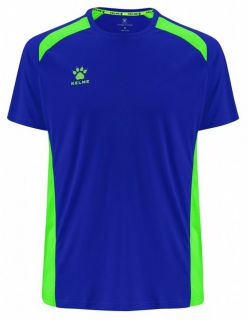 KELME Детски Тениска Millennium S/S Jersey JR 78434-703 Royal - Синьо