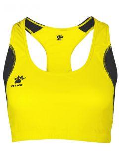 Kelme Потник Galan Ladies Competition Top 87359-151 Yellow - Жълто