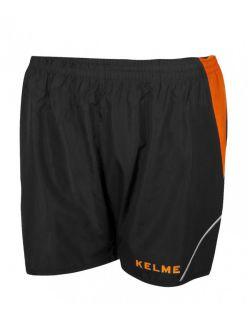 Kelme Къси панталони Gravity Athletics Competition Short 87255-244 Black Orange - Черно
