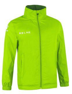 KELME Яке Sur Rain Jacket Training 93099-402 Lime - Жълто