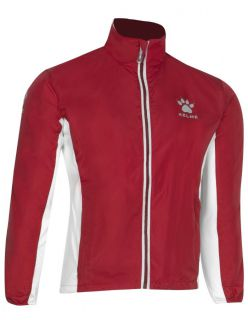 KELME Яке Lider Unisex Training Jacket 89145-130 Red - Червено