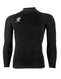 Kelme Блуза Thermic Underwear L/S T-Shirt 98813-26 Black - Черно